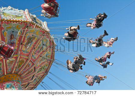 Oktoberfest Carousel