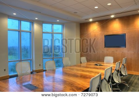 HDR of Office in Florida
