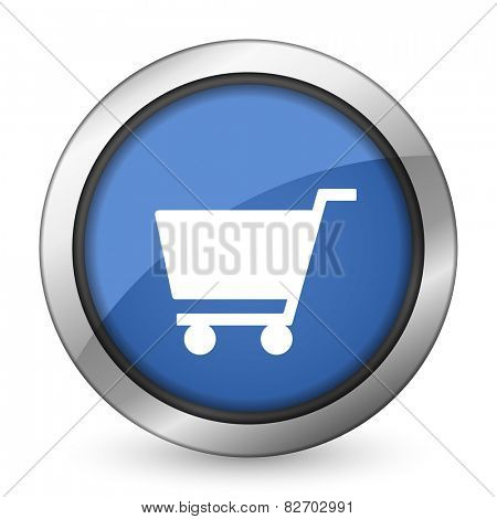 cart icon shop sign