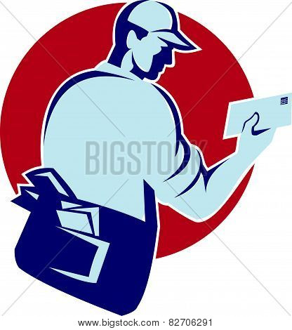 Mailman Postal Worker Delivery Man