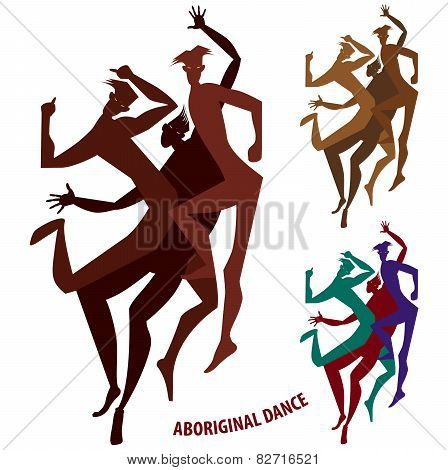 aboriginal dance boy