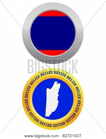 Button As A Symbol Belize
