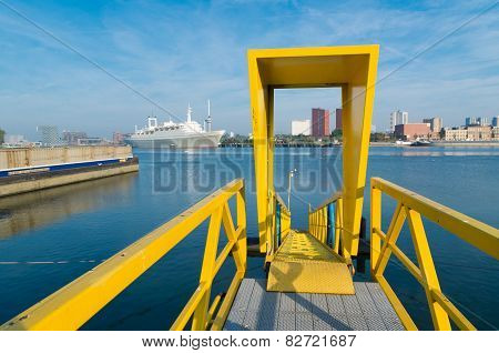 Yellow Gangway