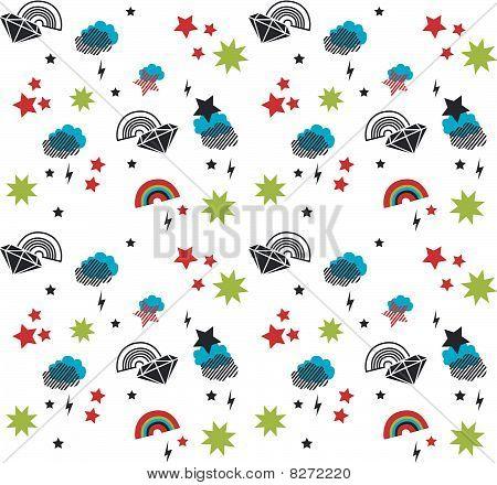 Estrellas trueno Monogram.eps
