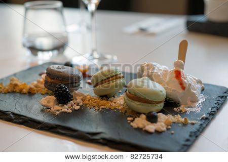 Dessert: Cakes And Ice-cream