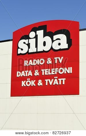 Siba sign