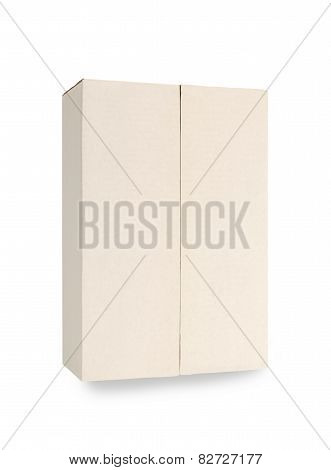 Tall White Box