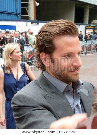 Bradley Cooper At A Team Premiere In Central London 27Th July 2010