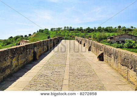 Bridge Of The Queen (puente La Reina)