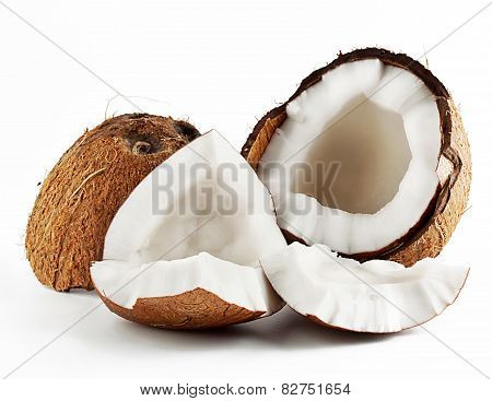 Frustrated meaty coconut