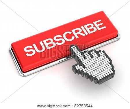 Clicking a subscribe button