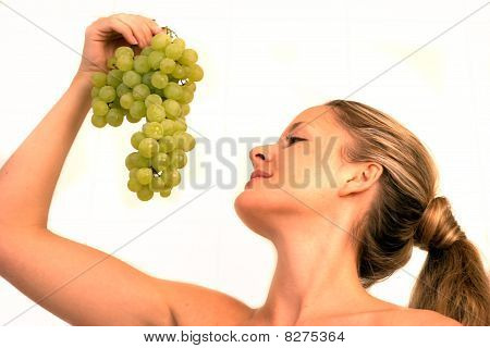 yummy grapes