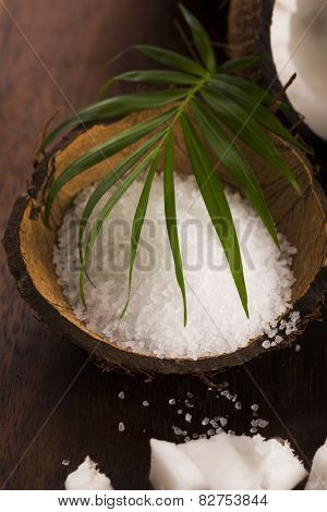 Coco Bath. Coconut With Sea Salt