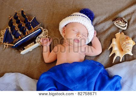 Newborn Sailor