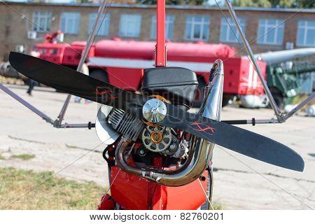 The Motor Glider