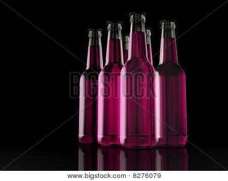 Sixpack, Partypack, Bottles