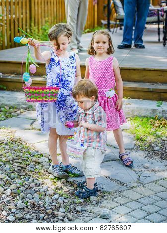 Easter Egg Hunt Activity