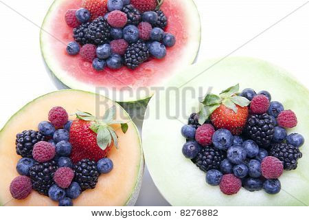 Berries And Melon