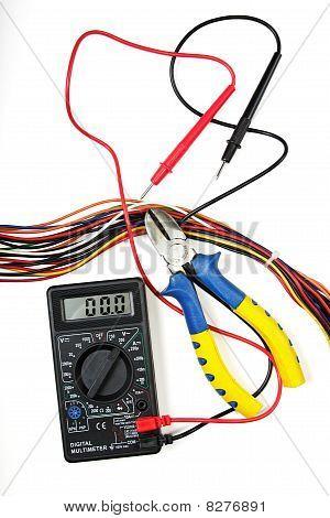 Conjunto de electricista