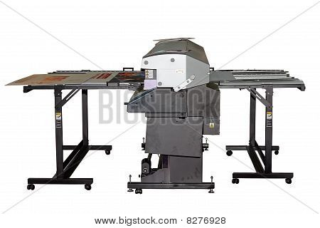 Industrial large format UV inkjet printer