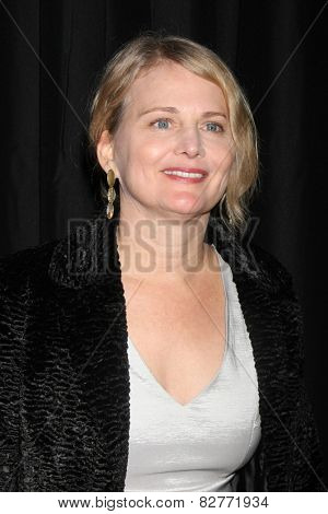LOS ANGELES - JAN 10:  Cathleen Sutherland at the 40th Annual Los Angeles Film Critics Association Awards at a Intercontinental Century City on January 10, 2015 in Century City, CA