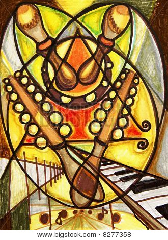 Ethnic Music Ensemble