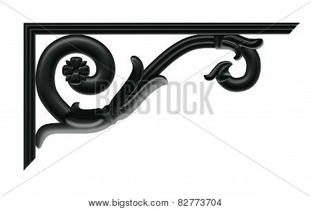 Decorative Cantilever