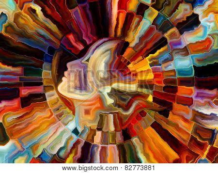 Vibrant Inner Paint