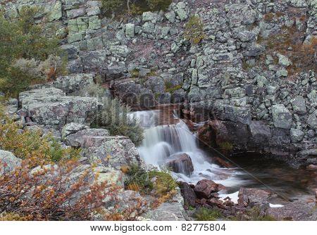 Njupeskaer Rapids