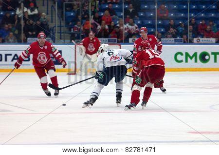 M. Popovic (6) Attack