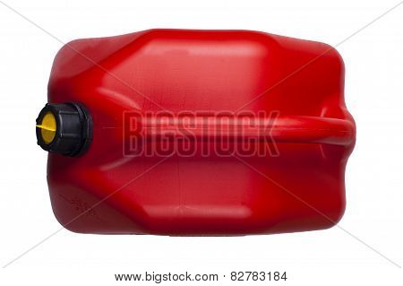 Red Jerry Can