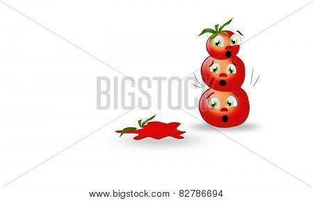 Tomatoes Disaster