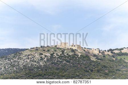 Israel. Galilee. Nimrod fortress.