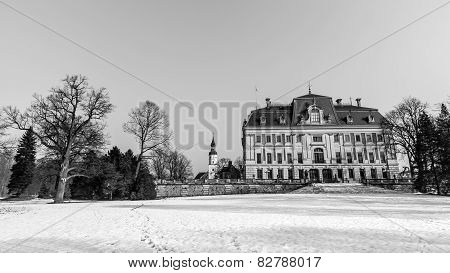 Castle in Pszczyna