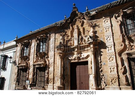 Aristocratic house, Osuna.