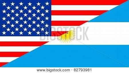 Usa Argentina