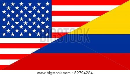 Usa Colombia