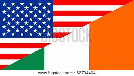 Usa Ireland