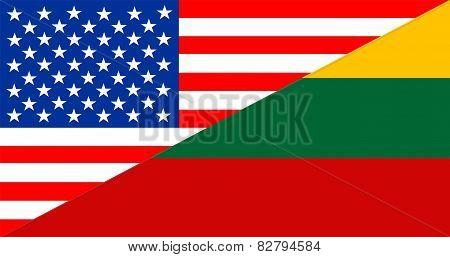 Usa Lithuania