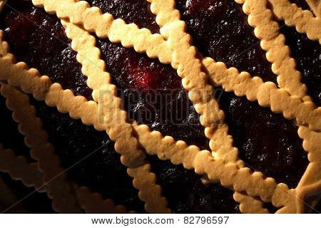 Bilberry Pie