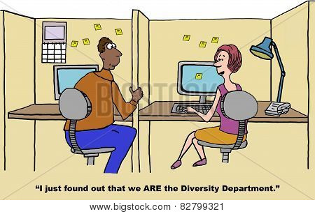 Diversity Department
