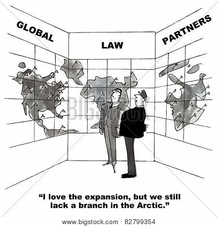 Global Law Expansion