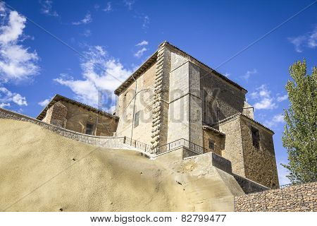 Nuestra Señora de Belen church in Carrion de los Condes - Spain