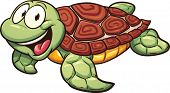 pic of sea-turtles  - Cartoon sea turtle - JPG
