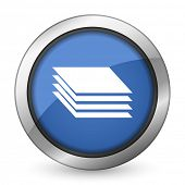 picture of gage  - layers icon gages sign  - JPG