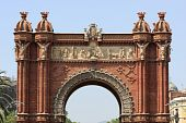 Top Of Triumphal Arch