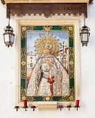 stock photo of altar  - Spain Andalusia region - JPG