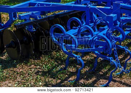 Agricultural Equipment. Detail 229