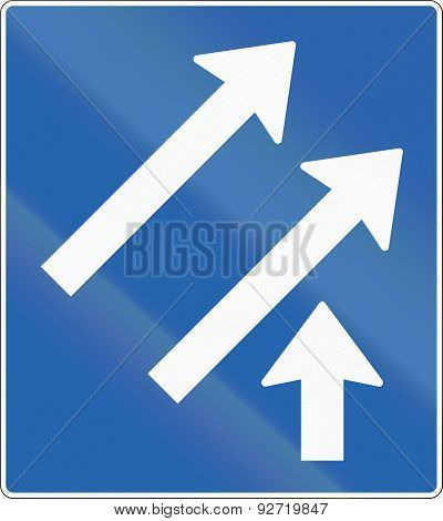 Merge In Iceland - Diagonal