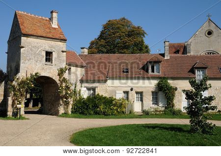 France, The Village Of Saint Jean Aux Bois In Picardie
